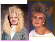 extreme 80 haircuts. funny