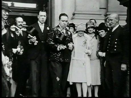 Alfred Hitchcock  Alma Revilles Wedding Photos  Paperblog
