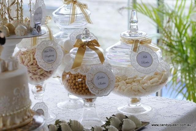 Vintage and Elegant Baby Shower by Candy Queen  Paperblog