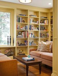 Design Ideas For Built-in Cabinetry - Paperblog