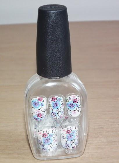 Impress Press On Manicure Reviews Paper Uploaded 2 Years Ago How To Make Fake Nails Out
