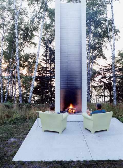 5 Cool Modern Backyards  Paperblog