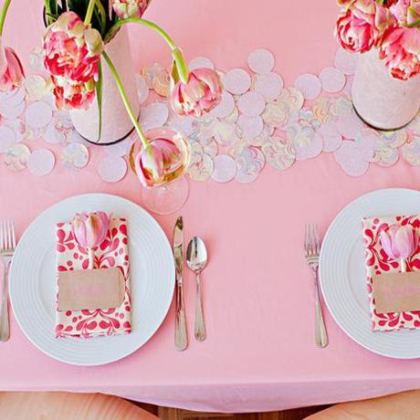 Pretty Pink Vintage Wedding With Tons Of Gorgeous Ideas Via Kara 39 S Party Karaspartyideas Com