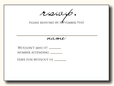 Brown Wood Rustic Wedding Invitation Suite With Matching Rsvp And Enclosure Card