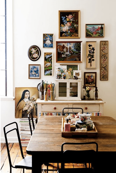 How to Decorate Apartment Walls Without Painting