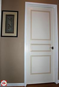 Painting Interior Doors in Two Colors: See How We Did It ...