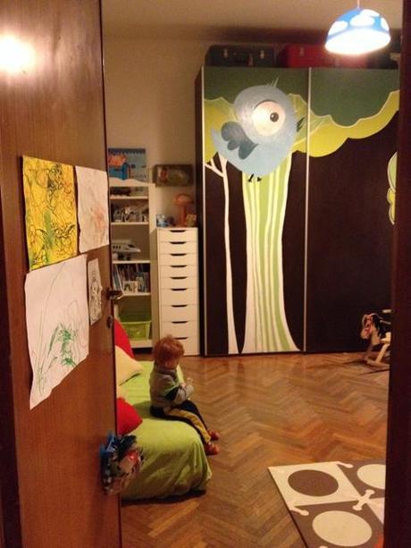 Updated Woodland Themed Kids Room Paperblog