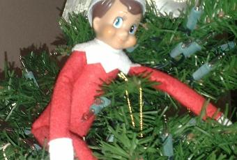 Rascal The Elf On The Shelf Is Back Paperblog