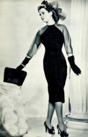 1940s fashion report winter styles