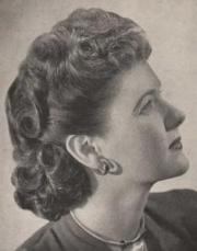 1940 hairstyles sidesweep