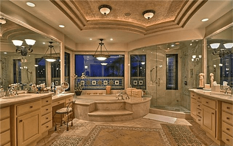 Are Bathrooms the New Home Showcase  Paperblog