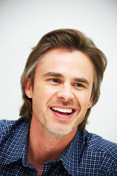 Sam Trammell at The Fault In Our Stars Press Conference  Paperblog