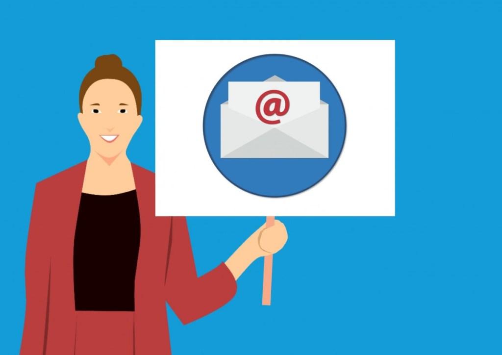 email cardboard