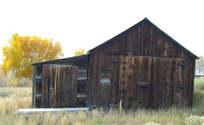 Old Barn Mike S Look At Life
