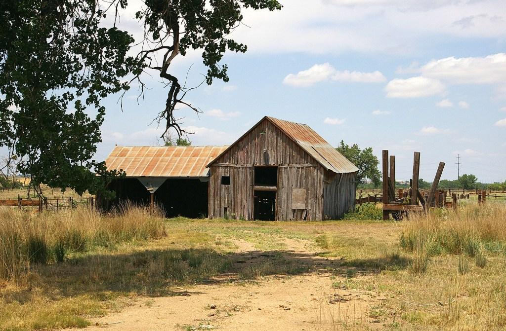 Barn And Chute Mike S Look At Life