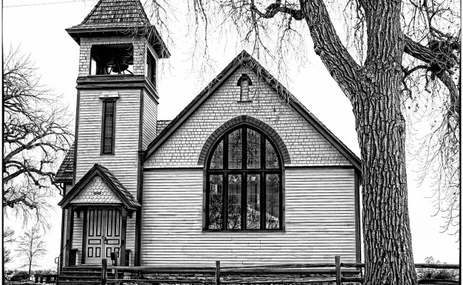Old Church Mike S Look At Life