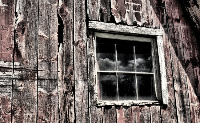 Cloudy Window Mike S Look At Life