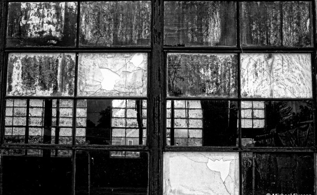 Old Window Mike S Look At Life