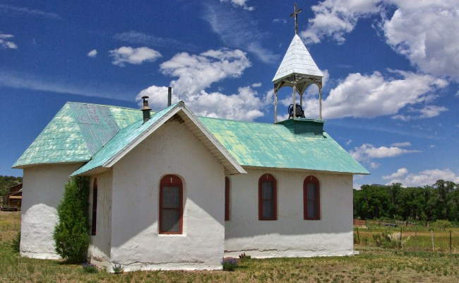 Old Colorado Church Mike S Look At Life