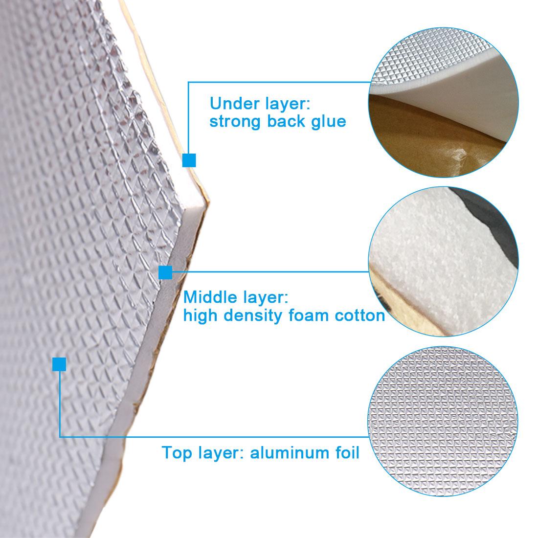 Sound Deadening Floor Mat