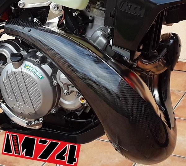 BALÃO KTM 250-300 EXC TPI + HUSQVARNA TE 250-300 2020