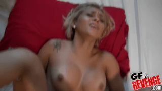 Beautiful Girlfriend Gets Fucked And Creamed