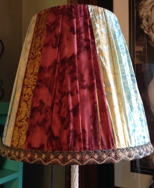 fabric cover shade