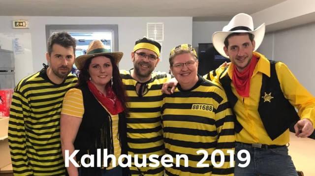 Orchestre Ma Bonne Etoile - Carnaval de Kalhausen 2019