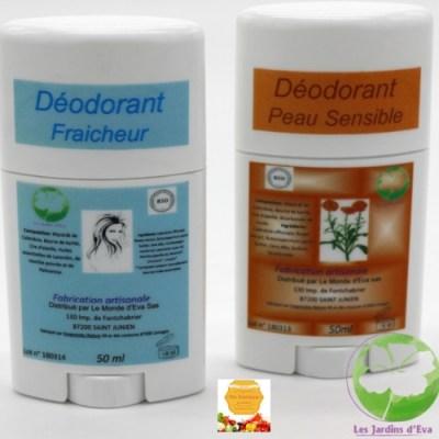 Déodorant pour femme