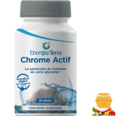 Chrome Actif 30G