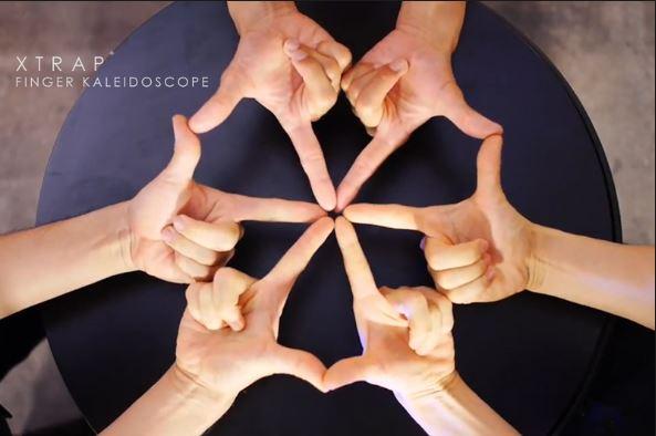 認知症防止には、 指を動かすことが一番の効果!