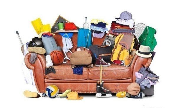 家族が、自分から進んで物を捨てられる様にするには、どの様に説得すれば?