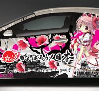 「痛車」は新しい日本の文化かも?思わず見てしまう・・・