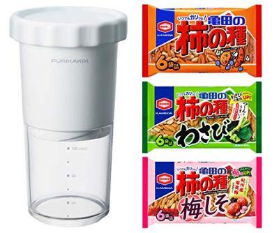 亀田製菓の「KAKITANEX LABO」第3弾!ご当地限定の柿の種で一味違った「ふりかけ」が?
