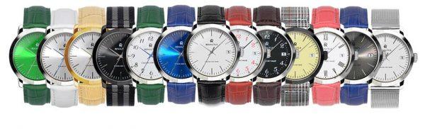 おしゃれウォッチ!「ルノータス」の腕時計は、自在にカスタマイズオーダーが、できる…