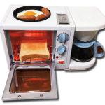 朝は、時間との戦い!「3wayモーニングセットメニュー」なら、仕度の合間に朝食の準備ができる