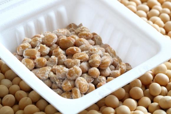 一日1パック納豆を食べるだけで死亡率が10%下げる事ができる…