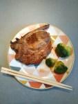 cotes-de-porc-au-gingembre