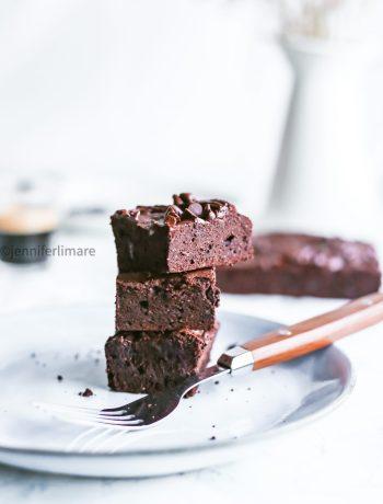 Brownie sans gluten 1