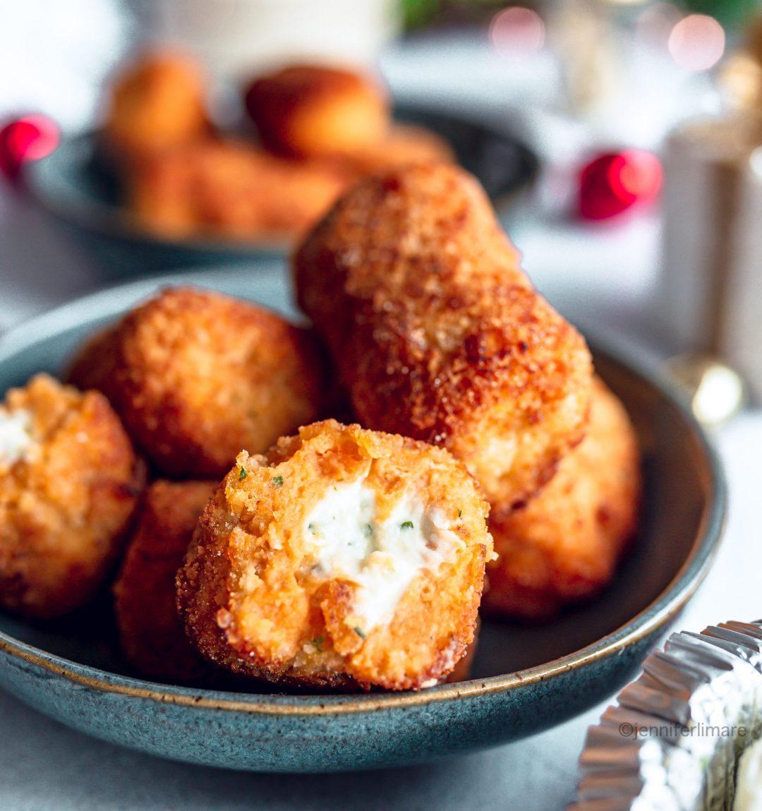 Croquettes de patate douce au Boursin 12