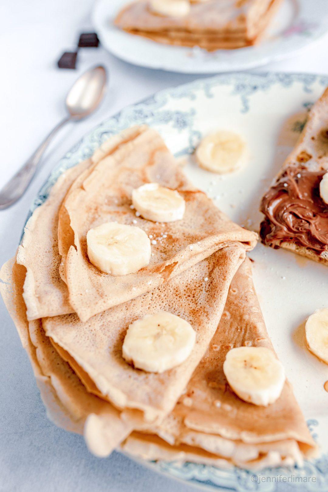 crêpes moelleuses sans gluten et sans lactose 6