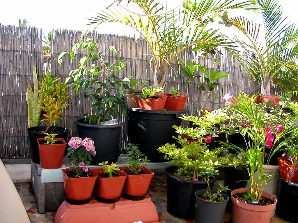 Salon De Jardin Pour Terrasse Appartement | Idee Décoration Terrasse ...
