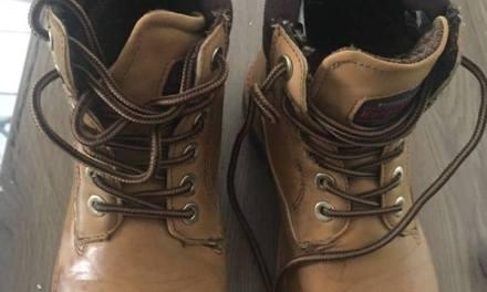 Imperméabiliser des chaussures pour pas un rond