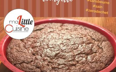Gâteau chocolat – courgette