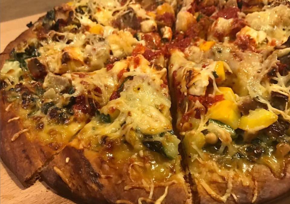 Pizza de restes, la recette anti-gaspi par excellence!
