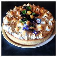 Ma version de la tarte citron meringuée