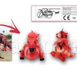 Fabrication Peluche Sur Mesure dragon CIDRE ET DRAGON (peluche animal sur mesure).