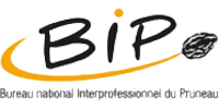 Logo Client BUREAU NATIONAL INTERPROFESSIONNEL DU PRUNEAU (Ma Mascotte - fabrication sur mesure de mascottes et peluches).