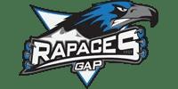 Logo Client RAPACES GAP (Ma Mascotte - fabrication sur mesure de mascottes et peluches).