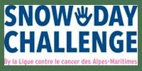 Logo Client SNOW DAY CHALLENGE (Ma Mascotte - fabrication sur mesure de mascottes et peluches).